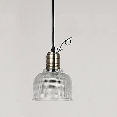 E27 Line 1M 14*18CM Nordic Ikea Personality Small Droplight Of Stained Glass Chandelier Restoring Ancient Ways LED 2016 - £59.49