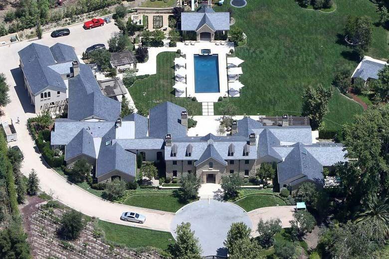 Kim Kardashian Calabasas House Fire - Kim Kardashian ...