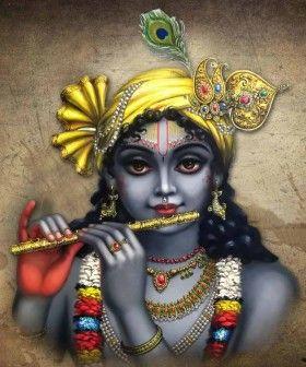 lord krishna latest digital