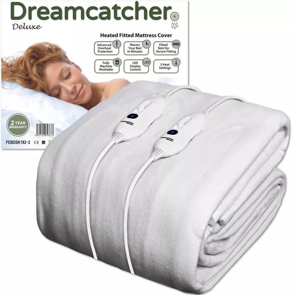 Blankets DREAMCATCHER ELECTRIC HEATED