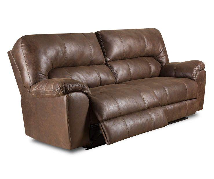 Awe Inspiring Stallion Reclining Sofa At Big Lots Furniture Reclining Onthecornerstone Fun Painted Chair Ideas Images Onthecornerstoneorg