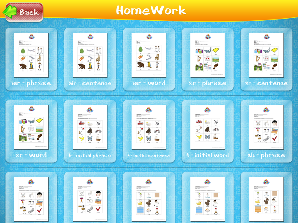 Phono Learning Center (App Review & Giveaway) Learning