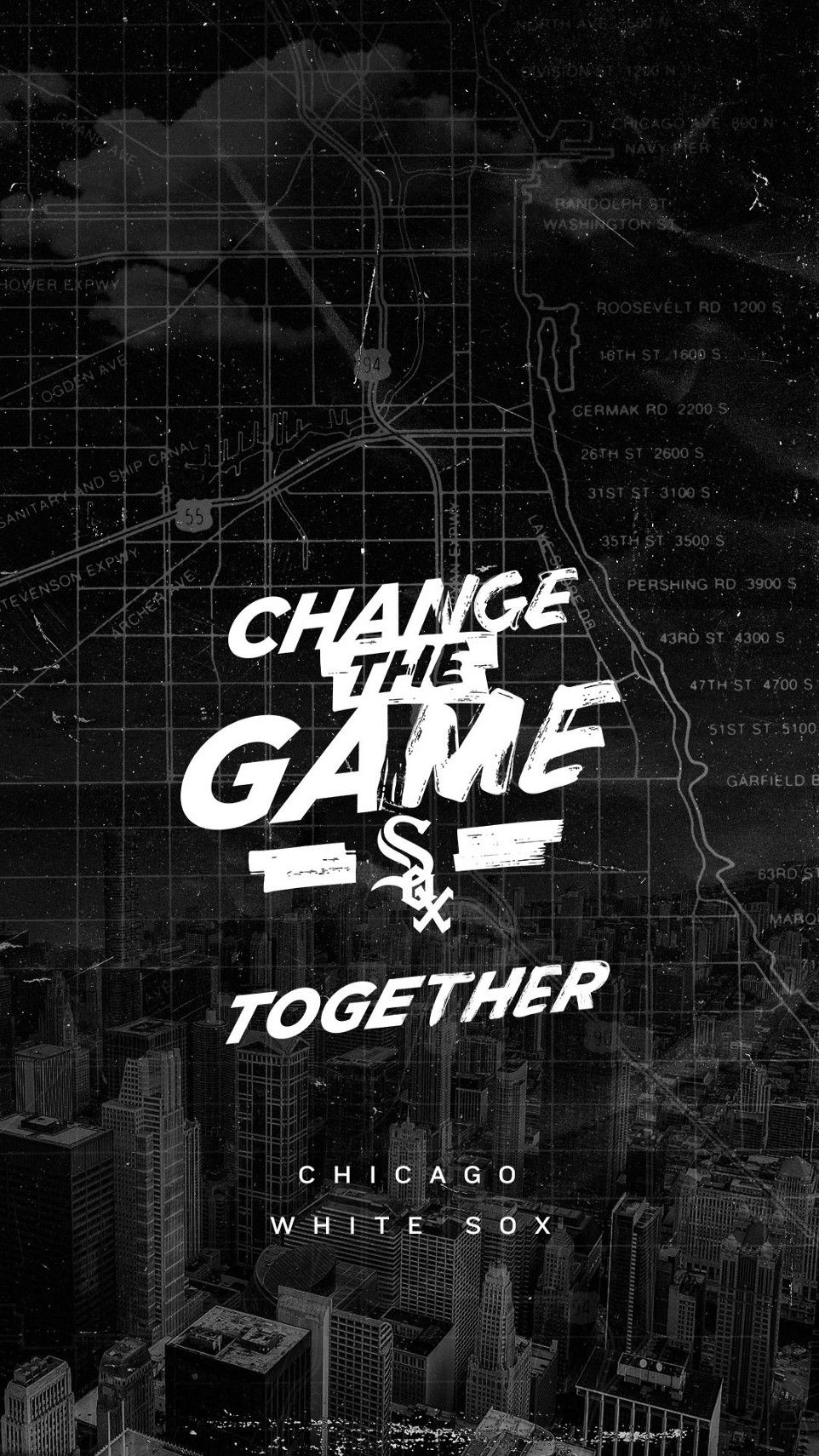 Wallpaper Wednesday It S Wallpaper Wednesday Looking For A By Chicago White Sox Inside White Sox Wallpaper Chicago White Sox Chicago White Sox Baseball