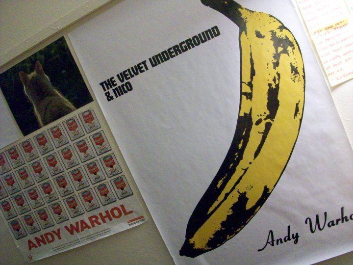Andy Warhol is a genius
