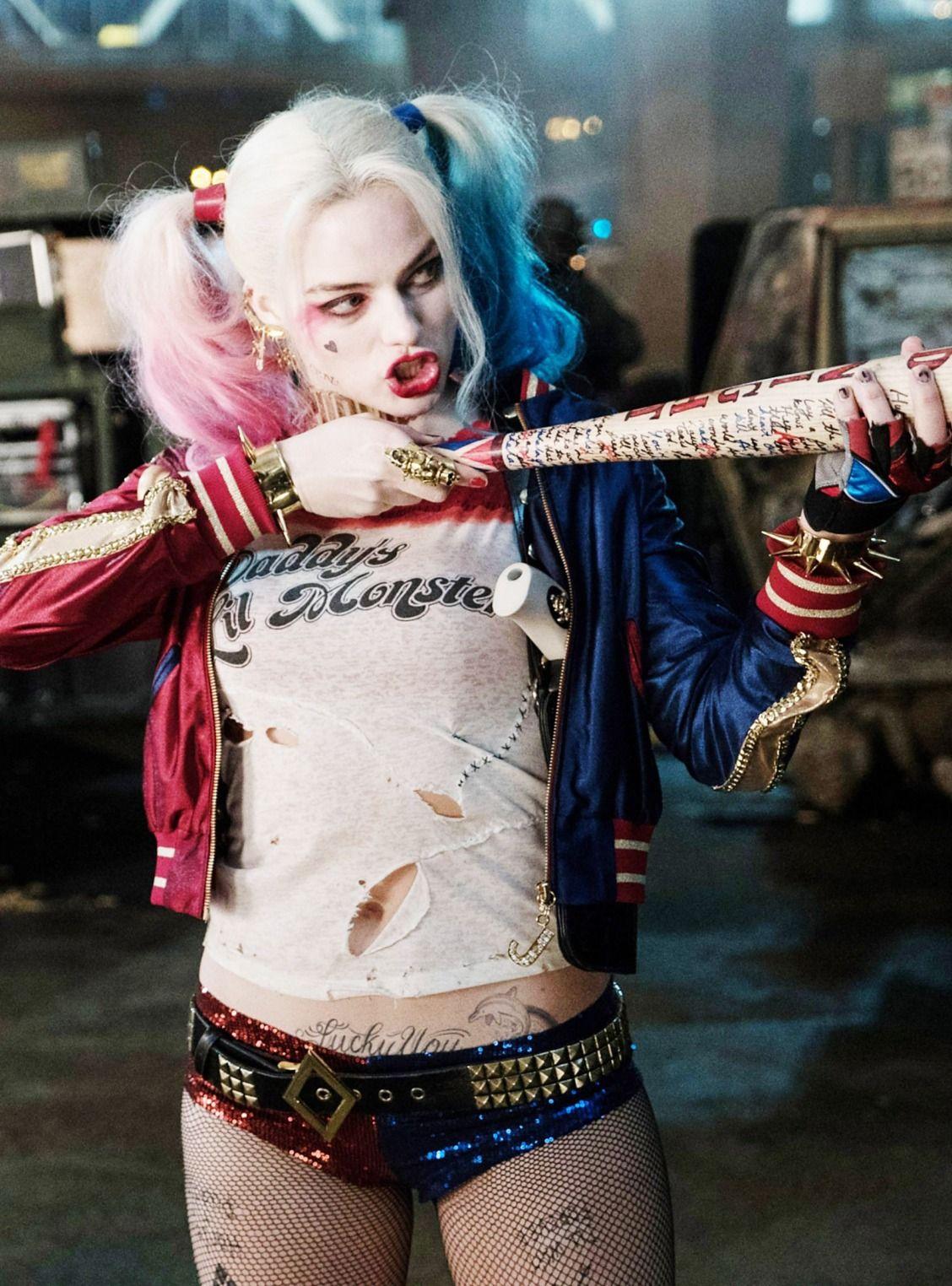 Harley Quinn Suicid Squad : harley, quinn, suicid, squad, Halloween