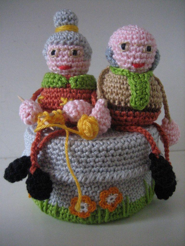 Amigurumi Baby Footprints Patterns : Abraham en Sara haken en breien Pinterest Crochet ...