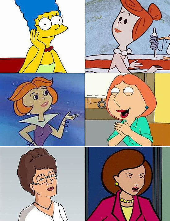 which cartoon mom are you quizzes pinterest cartoon mom
