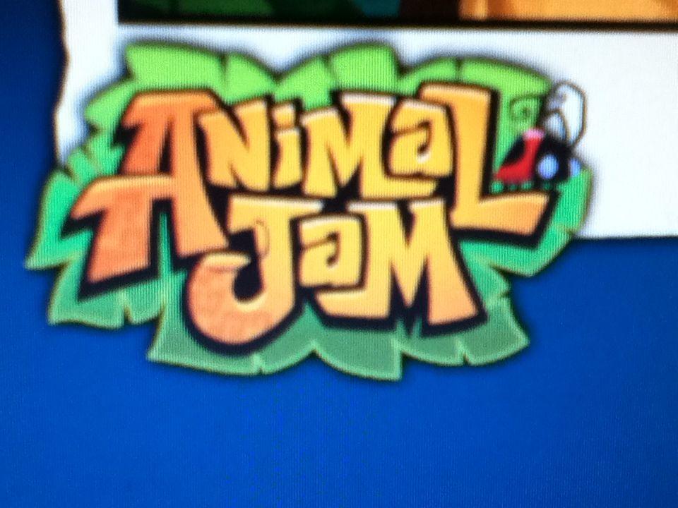 This is the animal jam logo for animaljam.com   Animal Jam ...