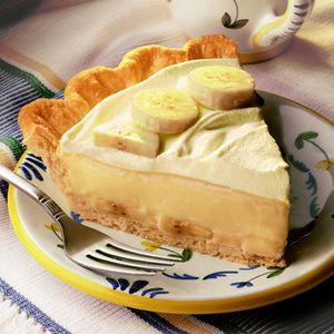 Classic Banana Cream Pie Banana Creme Pie Banana Cream Pie Recipe Banana Cream Pie