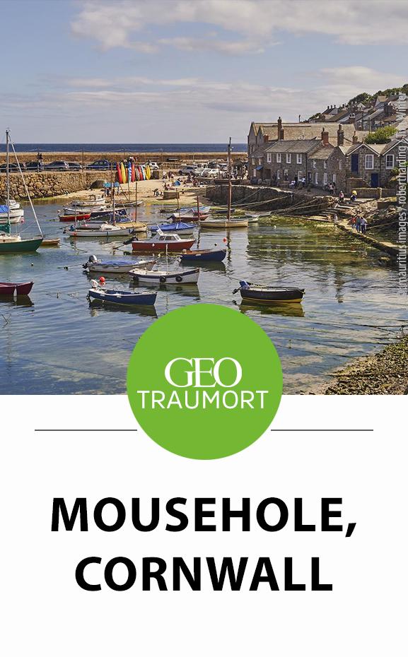 Mousehole: Eins der schönsten Fischerdörfer Englands #travelengland