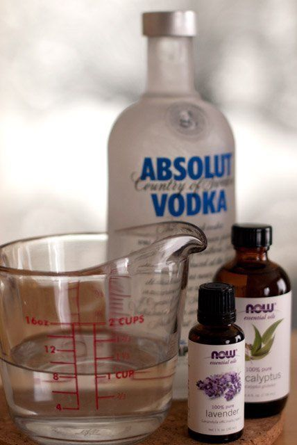 How to make (or in my case, refill!) Reed Diffusers with essential oils and and oil base or...vodka!