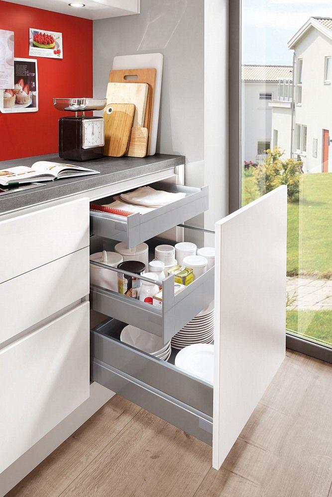 unterschr nke f r die k che richtig planen ausrichten kitchen in 2019 k che riesige k che. Black Bedroom Furniture Sets. Home Design Ideas
