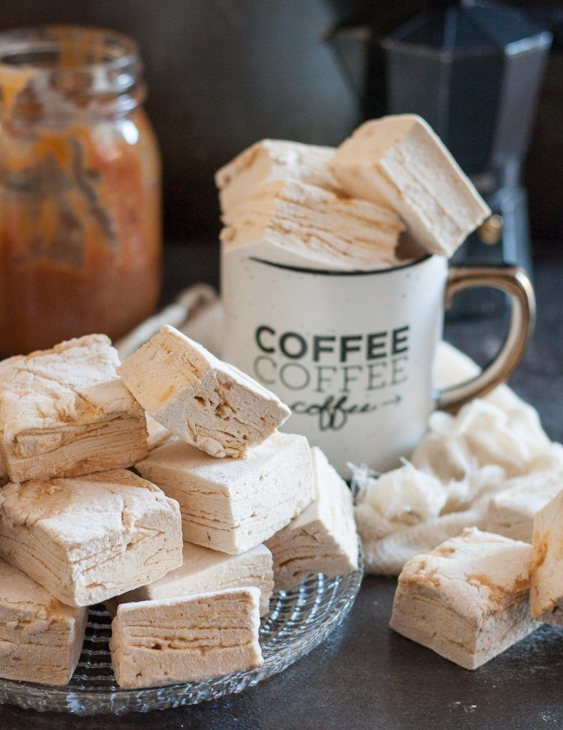 Photo of Caramel Latte Marshmallows