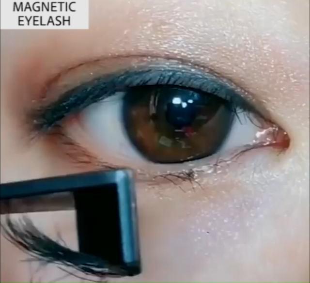 8D Quantum Magnetic Eyelash Partner Set