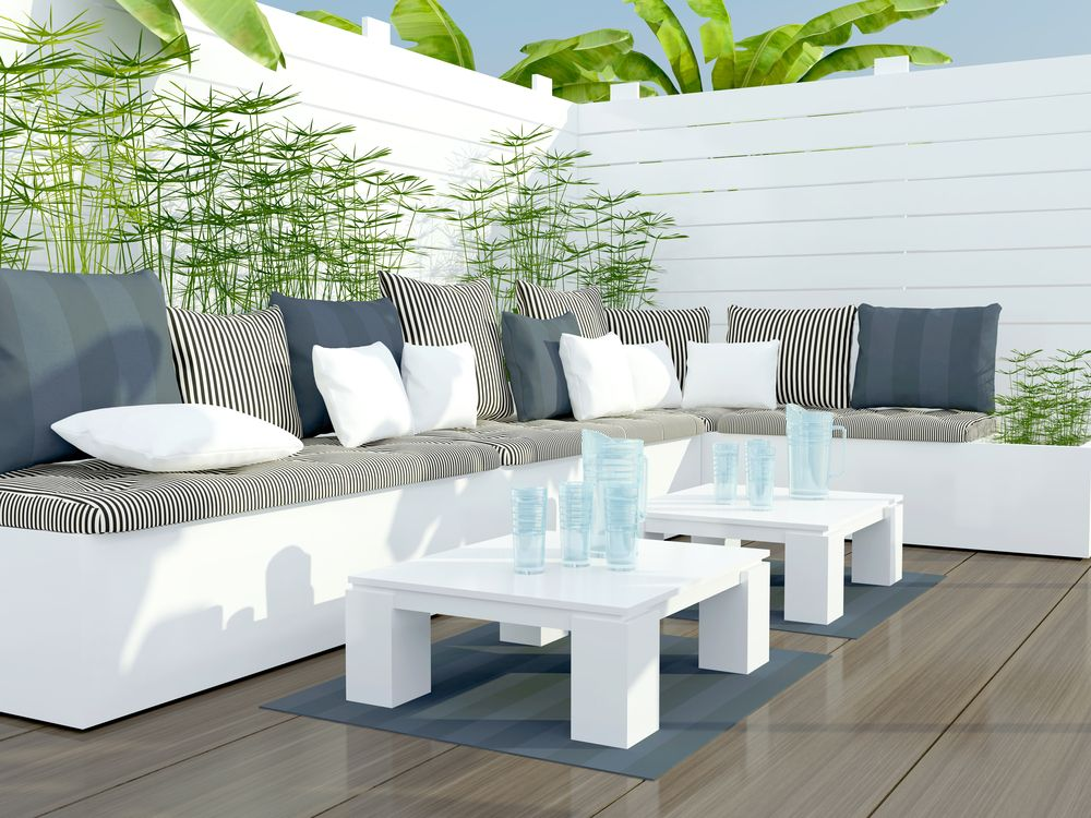 gartenmobel lounge design | möbelideen, Gartengestaltung