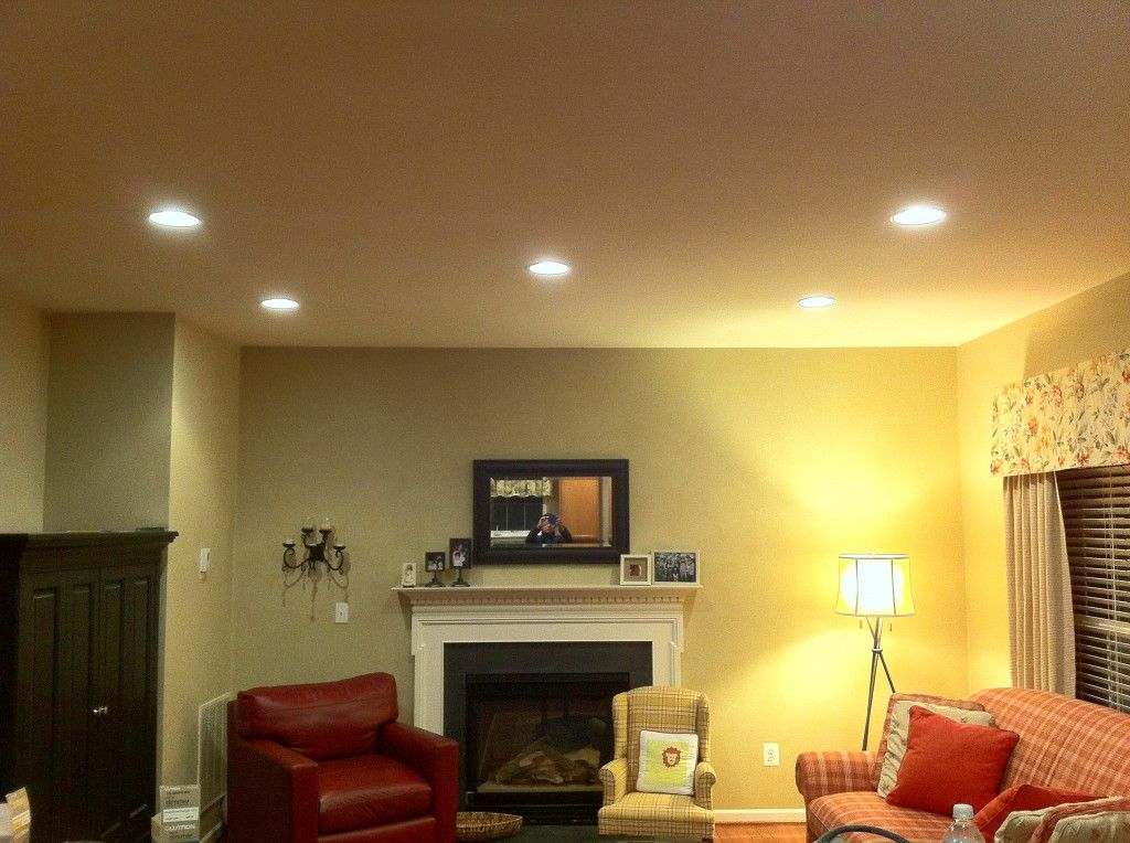 Recessed Lighting Spacing Living Room  My likes for