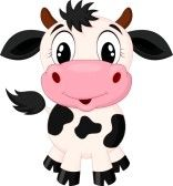cute baby cow clipart 23825855 cute cow cartoon jpg 156 168 rh pinterest com Baby Cow Clip Art Black and White Baby Cow Clip Art Black and White