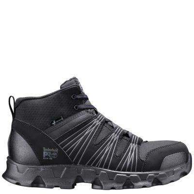 ee17b27e540 Men's Timberland PRO® Powertrain Alloy Toe ESD Mid Work Boots ...