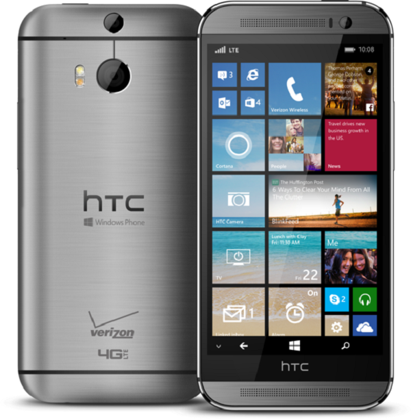 HTC One (M8) For Windows Phone Launched TechnoArea Htc
