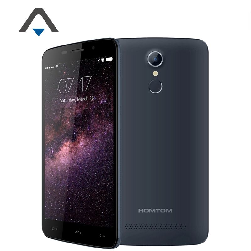 Cheap Price Original Homtom Ht17 4g Lte Smartphone 5 5 Ips Mtk6737 Quad Core 1gb Ram 8gb Rom13 0mp Android 6 0 Phone 3000mah Touch Id Stock Vduh6wfw Black F