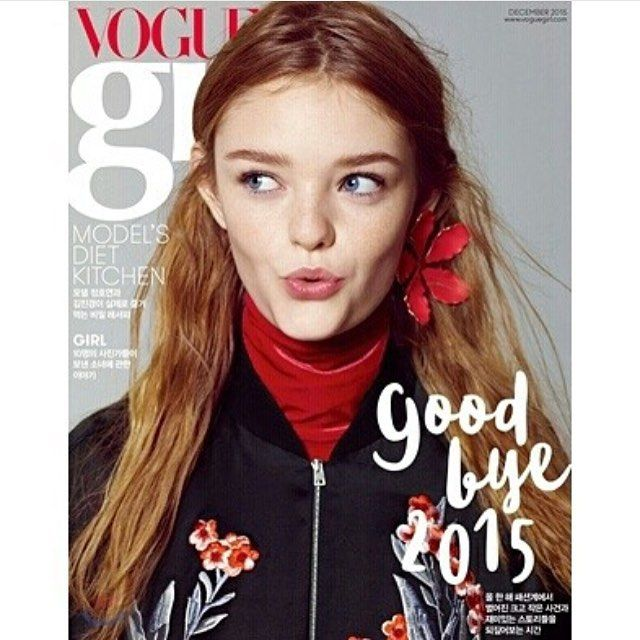 #VogueGirl Korea December/2015 #fashioneditorial #covershot #magazine #models #fashion #style #stylish #instafashion #beauty #fashionissue #editorialdesign #makeup #magazines #inspiring #fashionphotography #mags #luxury #glamour #Interview #VogueGirlKorea