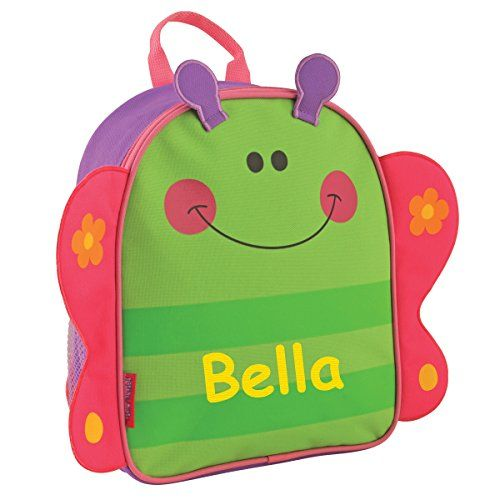 45381a151c Stephen Joseph Personalized Little Girls Mini Sidekick Butterfly Backpack  With Name -- Want additional info  Click on the image.