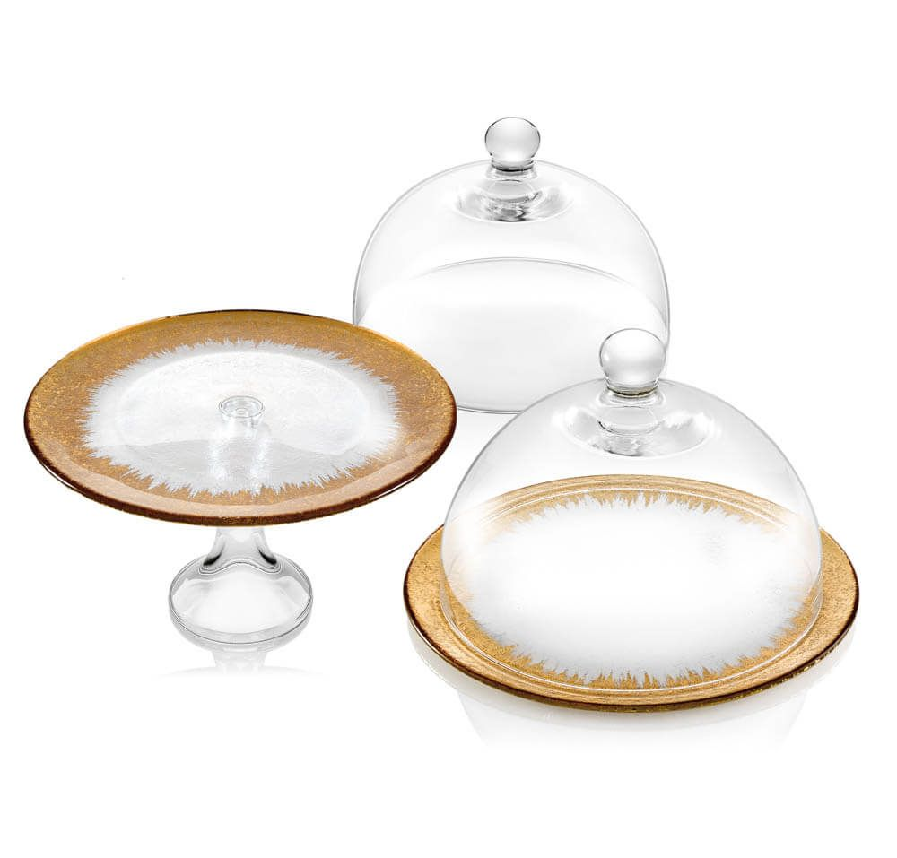 Glass cake stand round dome in 2020 glass cakes hand