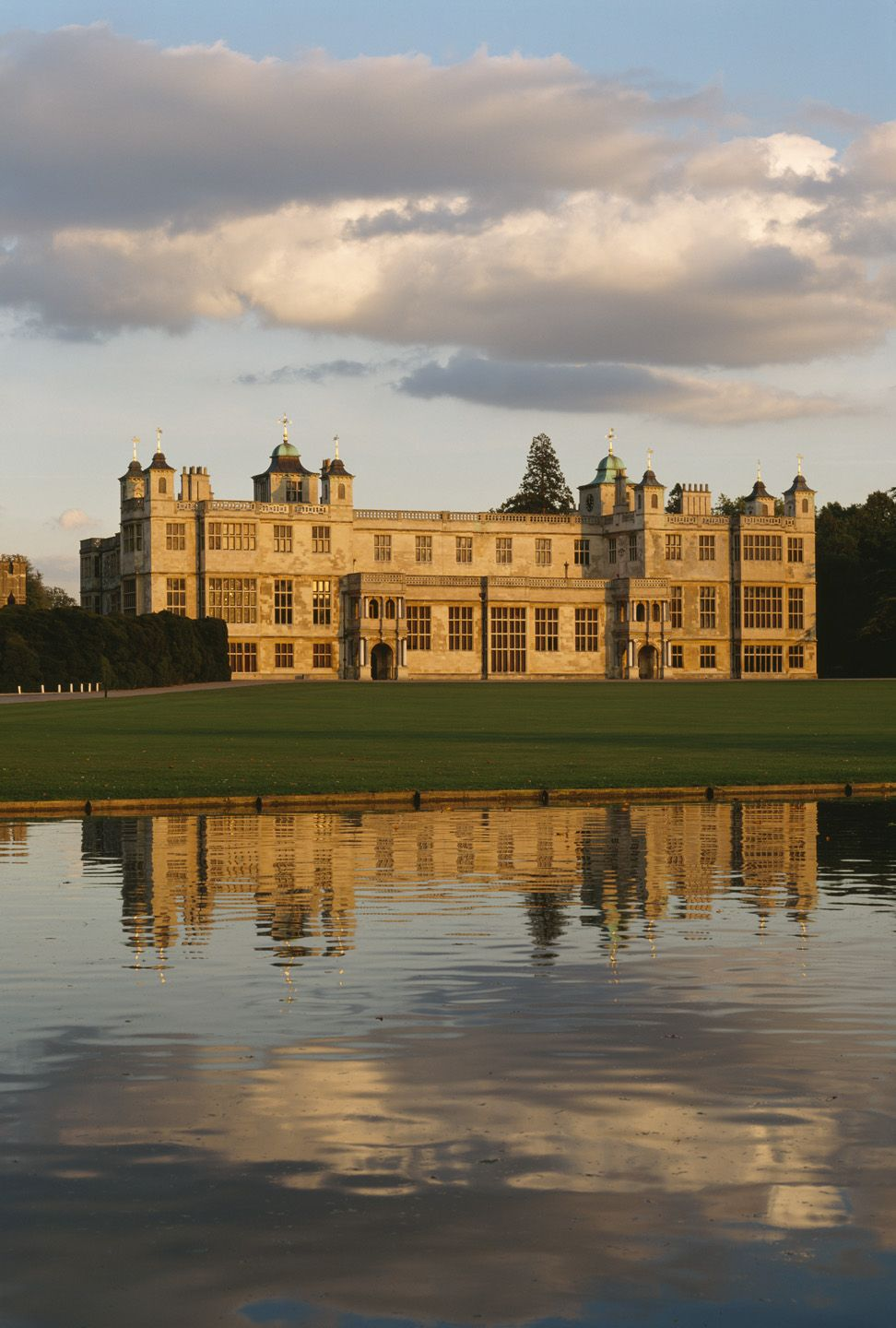 Audley end house is an early th century country house in essex