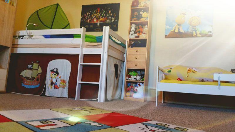 Mein wunderschönes Kinderzimmer Ein Jungenzimmer für 2