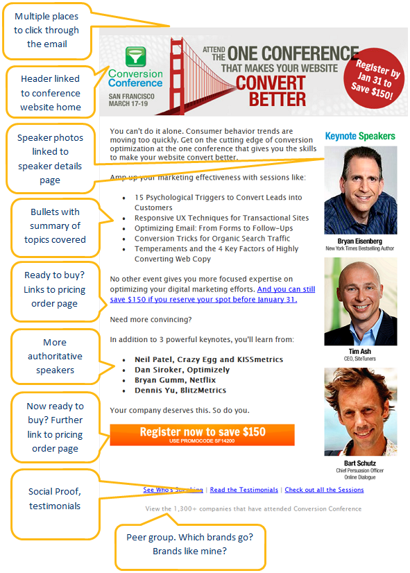 Irresistible Invitation Emails For Webinars And Events  Marketing