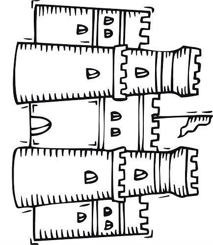 Dibujo de castillo 5  Proyecto castillos medievales ...