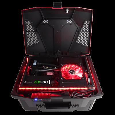 fang battlebox portable lan pc case computers in 2019 lan party rh pinterest com