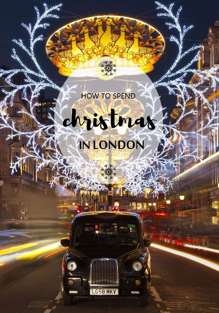 here are almost too many things going on to squeeze everything in London during Christmas time! Make sure to not miss its Christmas markets, ice rinks.... Make sure to not miss anything!