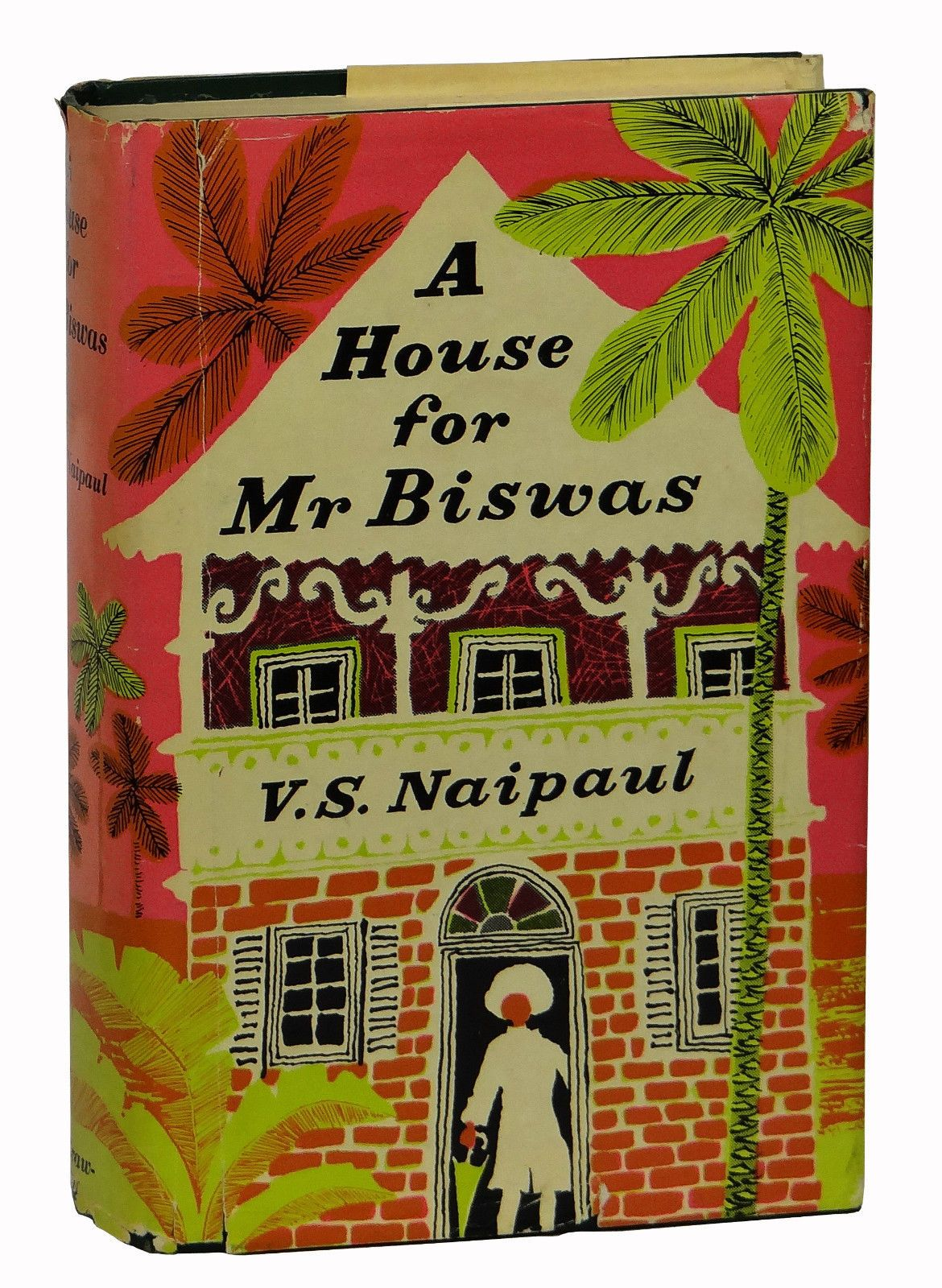 summary of house for mr biswas