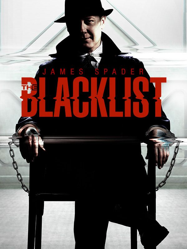 The Blacklist James Spader Megan Boone Charles Baker