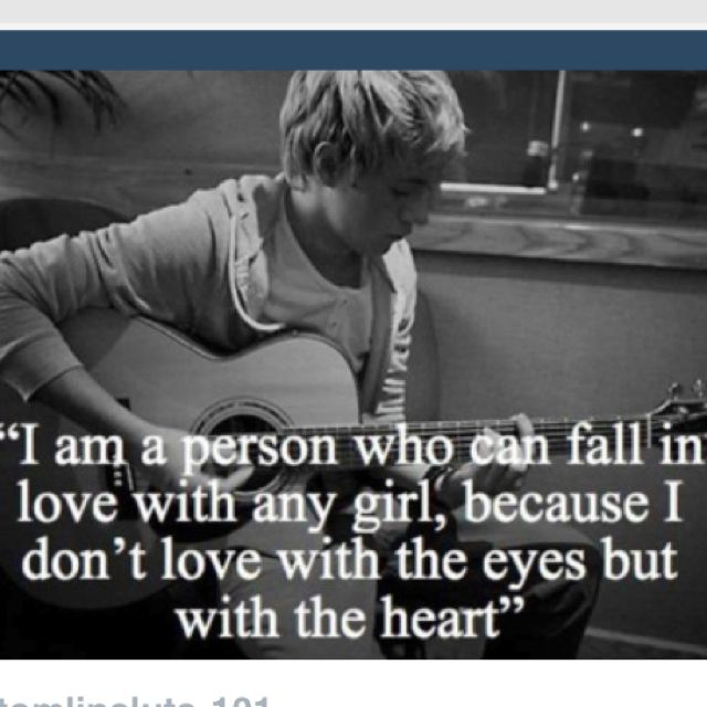 Niall James Horan One Direction Facts