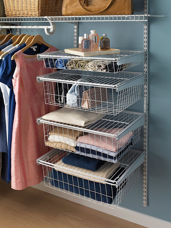 Closetmaid 4 Drawer Kit Closetmaid Drawers Closet Maid