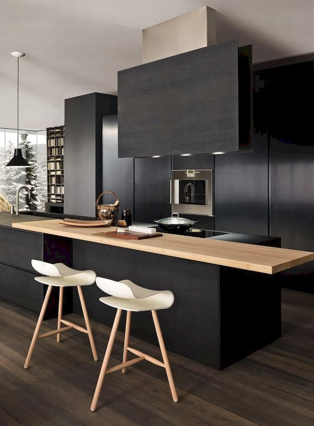 60 awesome modern kitchens from top designers (22   Modern ...
