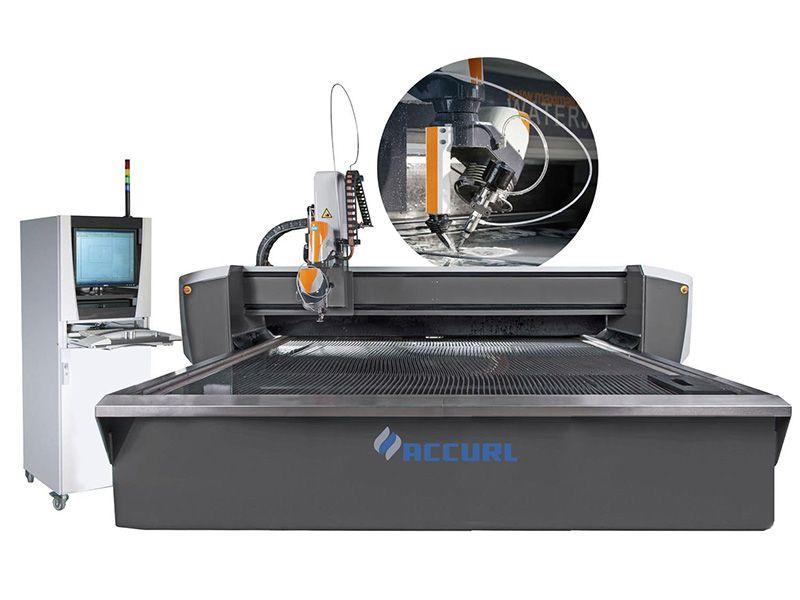 desktop water jet cutting machine - Small 5 Axis Water Jet