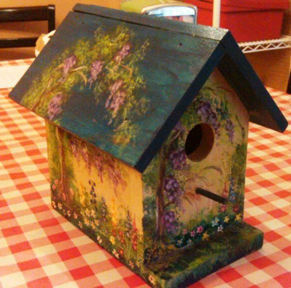 Florida It S An Adjustment Birdhouse Bird Houses And