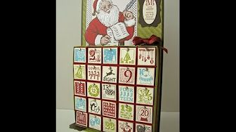 Inch Box Advent Calendar Part 2 - YouTube