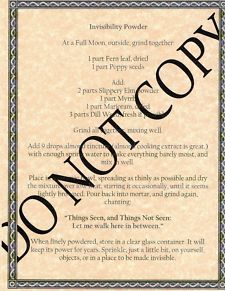 Levitation Spells For Witches Shadows Spell Pages 6 Of