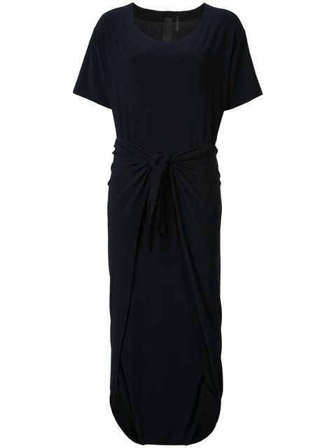 NORMA KAMALI Shortsleeved Diaper Dress. #normakamali #cloth #dress