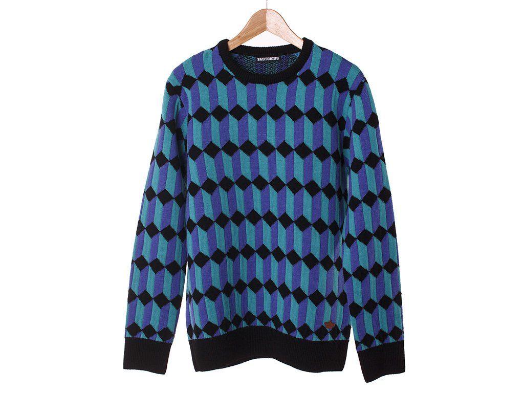 Sweater Rocco Black - Comprar en Pastorius