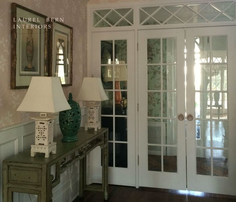 Laurel Bern Interiors Portfolio Residential Interior Design