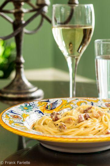 Spaghetti alla carbonara (when you don't trust completely the quality of the eggs) | La Cucina Italiana - De Italiaanse Keuken - The Italian Kitchen | Scoop.it