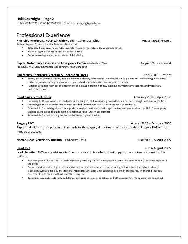 cover letter resume format lab technician research for article two - cover letter resume format