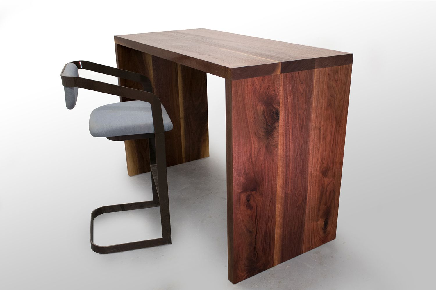 Foot Walnut Conference Table Custom Tables Pinterest - 5 foot conference table