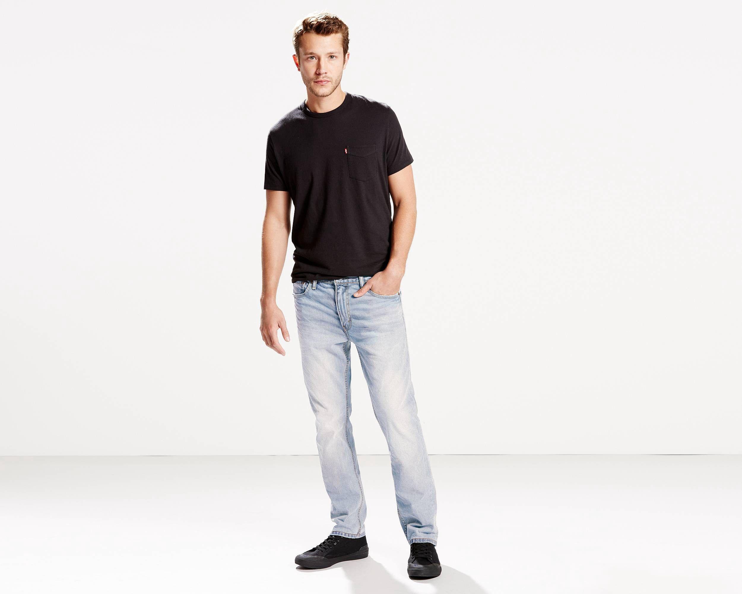 Levi/'s 513 SLIM STRAIGHT Jeans Style 085130751