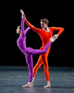 Merce and more: At ABT, ballerinas tackle modern dance